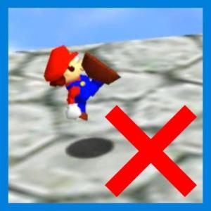 歩き中のAB同時押しジャンプキックはやめよう!